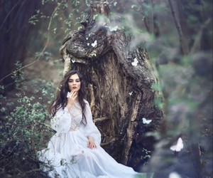 fantasy, woman, and fairytale image