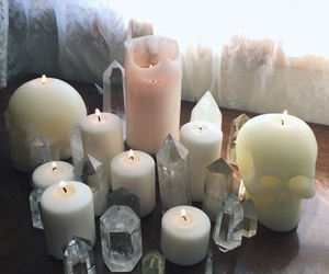 candle, article, and witch image