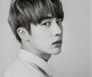 jin, kim seok jin, and bts image