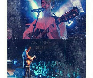 blue, concert, and edit image