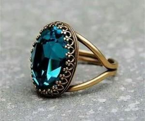 ring and stylish image