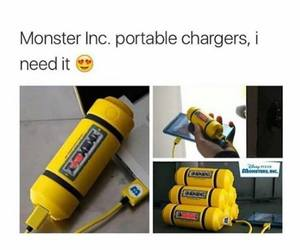 disney, monsters inc, and want image