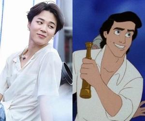 prince, bts, and bangtansonyeondan image