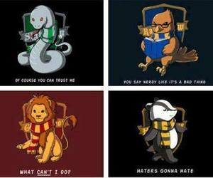 harry potter, ravenclaw, and gryffindor image