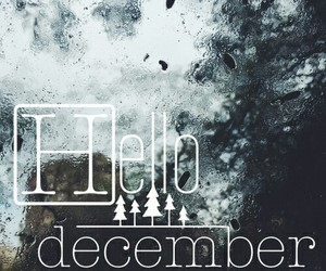hello december and winther image