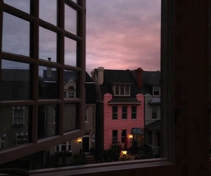 sky, window, and grunge image