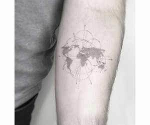 ink, Poland, and tattoo image