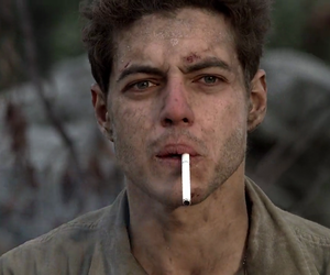the pacific and rami malek image