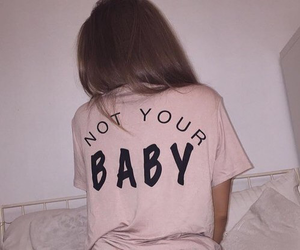 pink, tumblr, and baby image