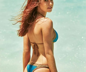 beauty, redhair, and sexy image