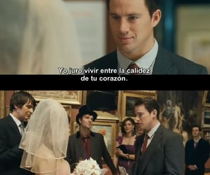 amor, frases, and pelicula image