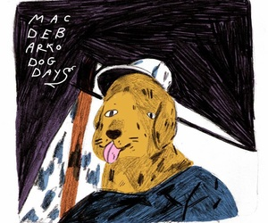 mac demarco, salad days, and cd image
