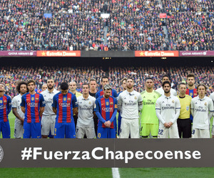 real madrid, Barcelona, and football image