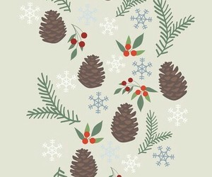 wallpaper, background, and christmas image