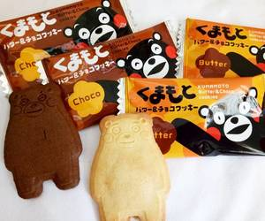 asian, japanese cookies, and biscuits image