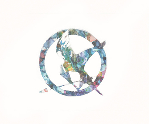 pretty and hunger games image