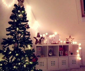candles, december, and holiday image