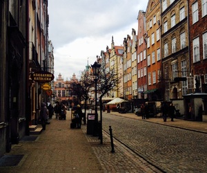 old town, Poland, and gdansk image