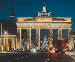 berlin, christmas, and europe image
