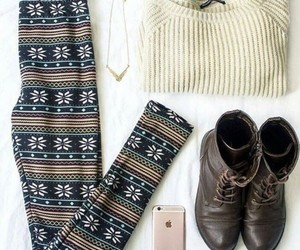 snow, style, and winter image