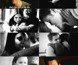 couples, the vampire diaries, and series image