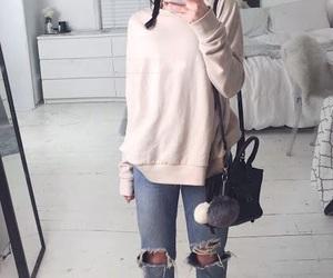 girl, fashion, and kelsey simone image