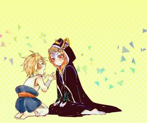 chibi, the legend of zelda, and cute image