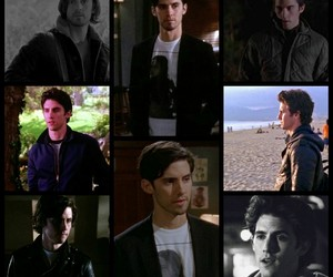 gilmore girls, jess, and jess and rory image