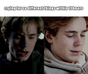 skam, tumblr, and even image