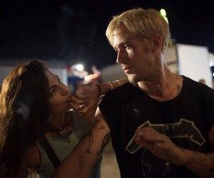 ryan gosling, couple, and eva mendes image