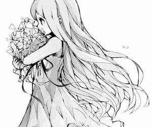anime, menma, and anime girl image