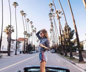california, la, and brandy melville image