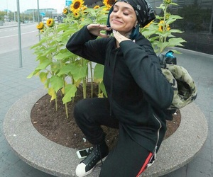 kehlani and outfit image
