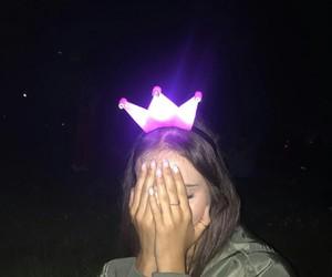 girl, princess, and tumblr image
