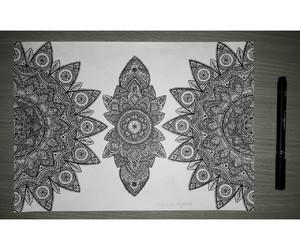 art, amazingart, and mandala image