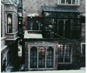 aesthetic, architecture, and winter image