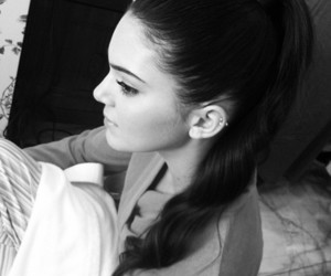 hairstyle and kendall jenner image