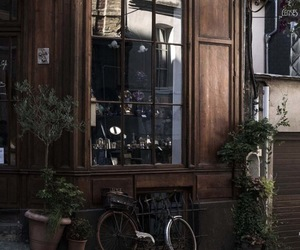 cafe, photography, and theme image