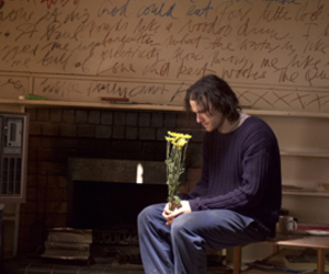heath ledger, candy, and flowers image