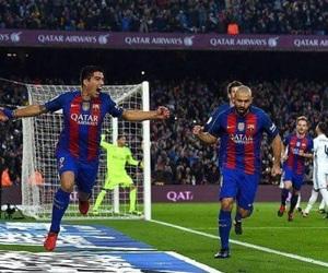 football, goal, and suarez image