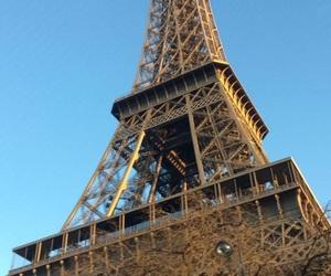 beautiful, eiffeltower, and france image