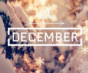winter, dezember, and love image