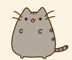 cat and pusheen image