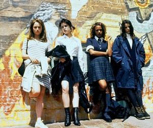 The Craft, witch, and grunge image