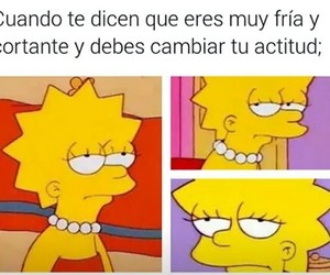 frases and lisa simpson image