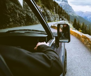 national park, road, and scenery image