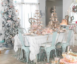 christmas, december, and decor image