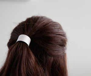 coper, hair+, and pony tail holder image