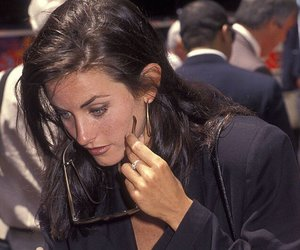 90s and Courteney Cox image