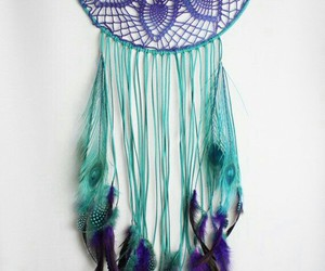 cool, dreamcatcher, and wow image